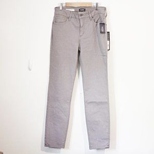 NWTS NYDJ Alina Ankle Lift and Tuck Gray Jeans